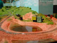 Our model of the Buccabury Claypit